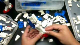 Playing with LEGO : 100-120 minutes(2x speed) V2 Proto