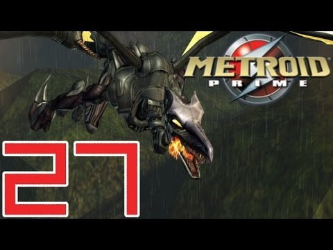 Let's Replay - Metroid Prime [100%] [Hypermodus] - Deutsch (Part 27)