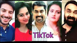 മലയാളത്തിലെ നടിനടന്മാരുടെ മികച്ച ഡബ്സ്മാഷുകൾ | Malayalam Actors Viral Dubsmash Mallu TikTok Comedy