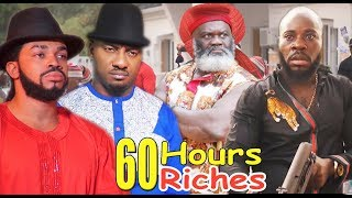 60 Hours Riches Season 4 - Yul Edochie 2019 Latest Nigerian Nollywood Movies.