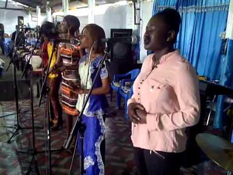 Ministère d'évangélisation Jubilé pointe noire avec le Sarment de Jésus Christ Goupe