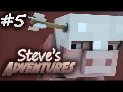 Minecraft: Steve's Adventures - First Blood (Episode 5)