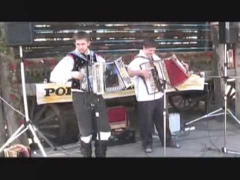 Daniel & Phillip at Slovenian Fest '08 - Na Golici