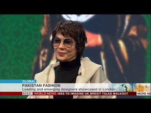 #Nabila At The BBC World News Headquarters!