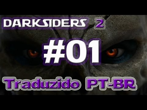 Darksiders 2 Traduzido PTBR [gameplay]