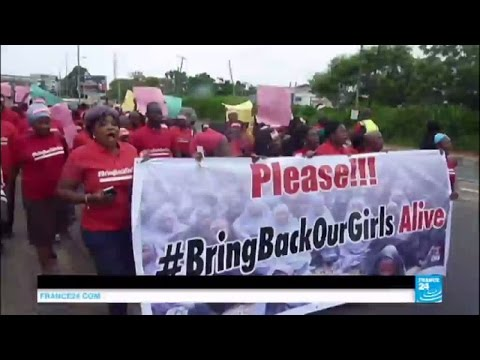 Chibok girls kidnapping: New video appears to show some Chibok schoolgirls alive