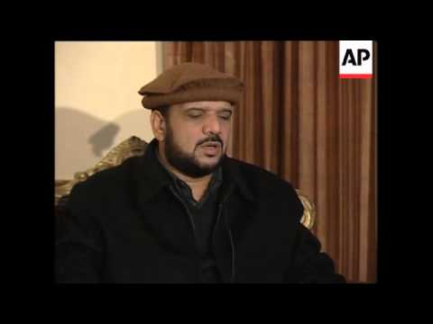Presser from Afghan interim govt Defence Minister.