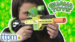 Slime Splatblaster Series 1 from Guava Toys
