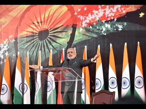 PM Modi's speech at the Indian Community Reception in Shanghai