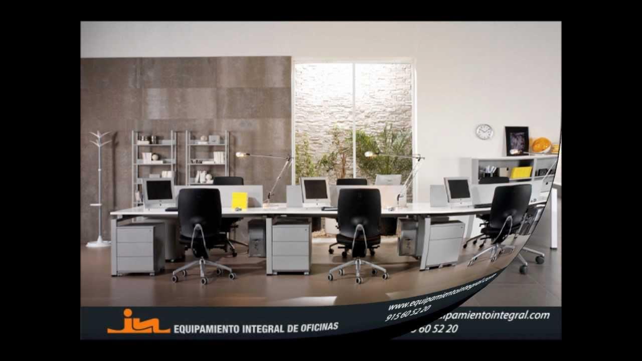 Decoraci n de oficinas estilo actual equipamiento for Decoracion de oficinas modernas minimalistas