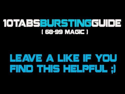 Runescape EoC Magic Abyss Bursting Guide