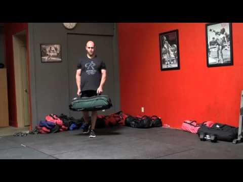 Spartacus Sandbag Workout Round 2 | Ultimate Sandbag Training Image 1