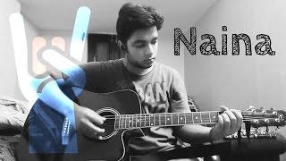 Naina - Khoobsurat [2014] - Guitar Tutorial