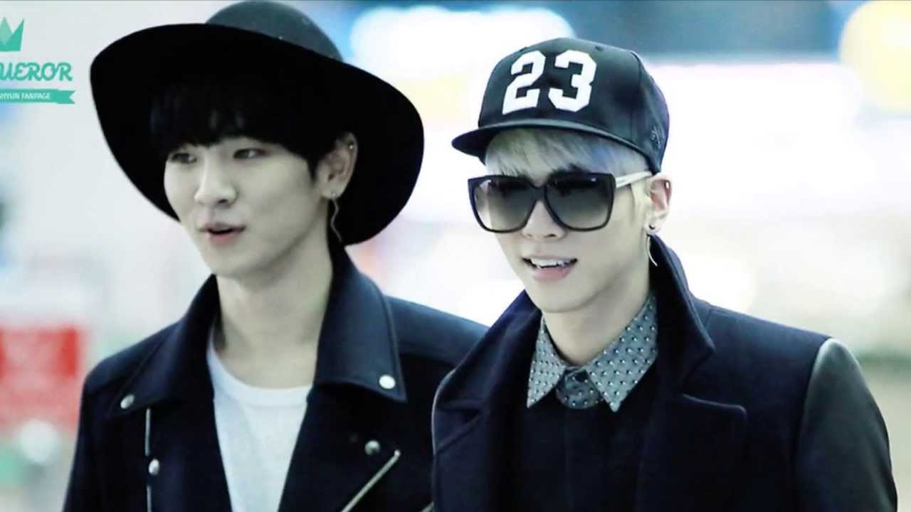 Shinee Jonghyun And Key JongKey  SHINee  - Insatiable