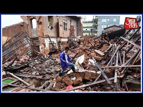 China: Typhoon 'Nepartak' Continues to Create Havoc
