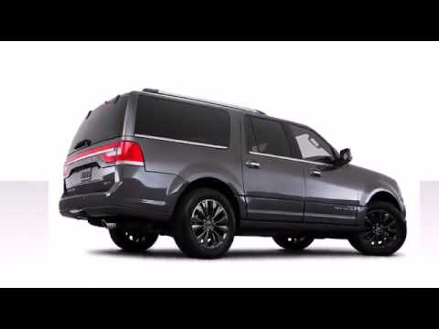 2016 Lincoln Navigator Video