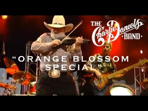 The Charlie Daniels Band - Orange Blossom Special (Live)