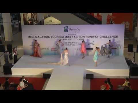 Miss Malaysia Tourism 2013 @ Tropicana City Mall Video 3