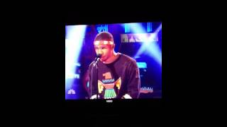 Frank Ocean s Thinkin Bout You performance on SNL