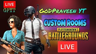 PUBG MOBILE |. LIVE STREAM |. CUSTOM ROOM | SESSION 5 ROYAL PASS UPDATE