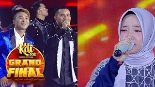 Hanya Di MNCTV!! Judika Dan Nisa Sabyan Nyanyikan Lagu Dangdut - Grand Final KDI (2/10)