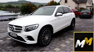 Mercedes-Benz GLC 250 d X253 - Edler Mittelklasse-SUV - Review Test (Re-Upload)