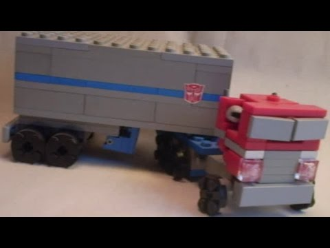 Lego Transformers #19 - G1 Optimus Prime