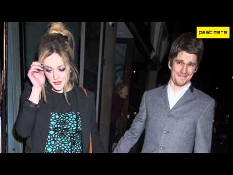 Pregnant Fearne Cotton attends Liam Gallagher's clothing launch