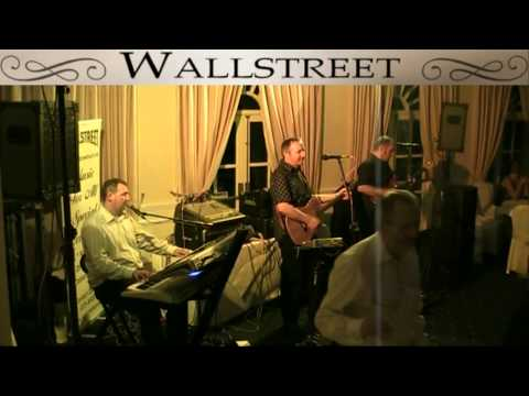 """What we call """"modern classics"""" are all part of todays fun wedding. Wallstreet are a Cork based music band that specialise in weddings and other special occasions all around Munster. From Innishanno..."""