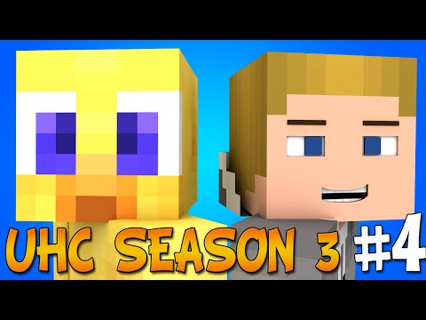 MINECRAFT: UHC SEASON 3 w TEAM KENBO #4 CONTACT