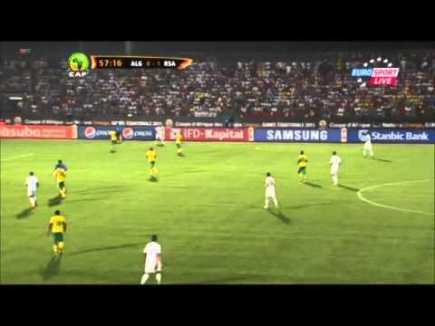 [AFCON 2015] Algeria vs South Africa [Part 3]