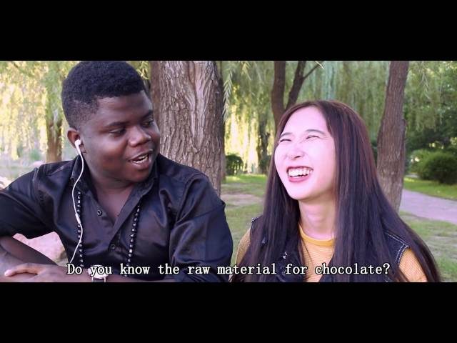 What Chinese think of Africa