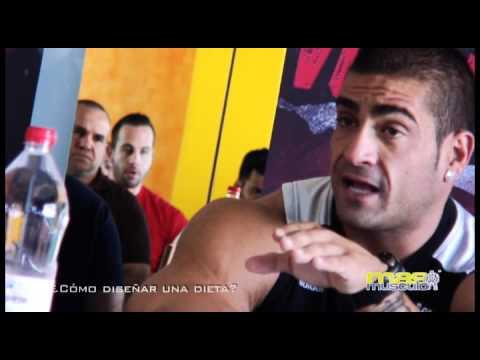 ¿Cómo Diseñar Una Dieta? - Masmusculo Training Series