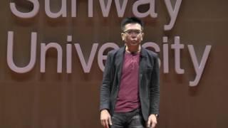 """Nanoblock for Art and Design"" | Christopher Tan | TEDxSunwayUniversity"
