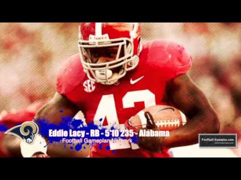 Football Gameplan's 2013 NFL Draft Special - Inside the War Room: St Louis Rams