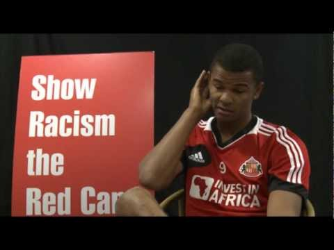 Fraizer Campbell Interview - Show Racism the Red Card