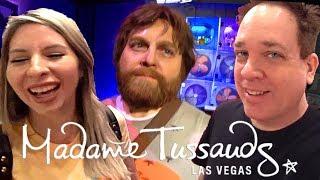 Madame Tussauds Las Vegas - The Hangover Bar w/ Dani702