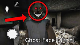 Granny New GHOST Glitch | Work 100% Version 1.4 (IOS and ANDROID)