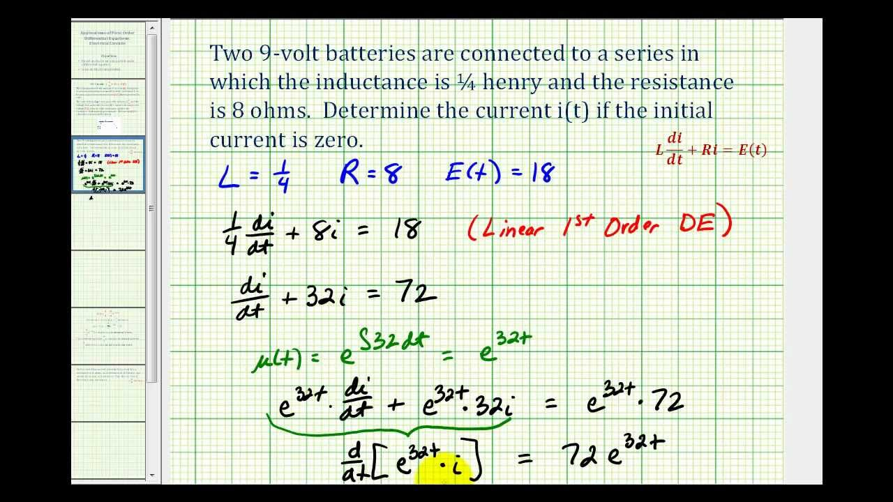 rlc circuit problems and solutions pdf