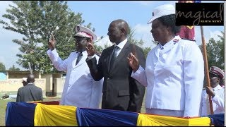SEE RUTO CALL ATWOLI A WITCH FOR SAYING HIS NAME WONT BE ON THE BALLOT IN 2022!