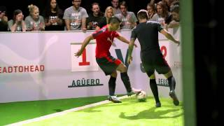 Agüero vs. Reus | Head to Head | PUMA Football