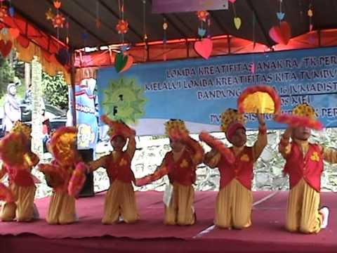 Ra Baiturrahman Tasikmalaya Juara I Lomba Tari Se Jawa Barat video