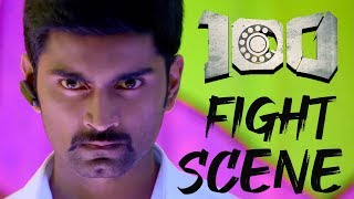 100 - Super Scene 6 | Atharvaa | Hansika Motwani | Tamil latest Movie 2019