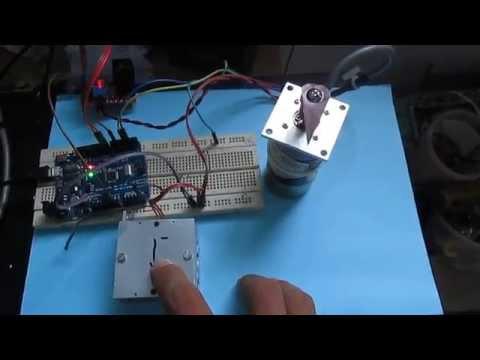 Arduino Project Controlling Brushless Motors - YouTube
