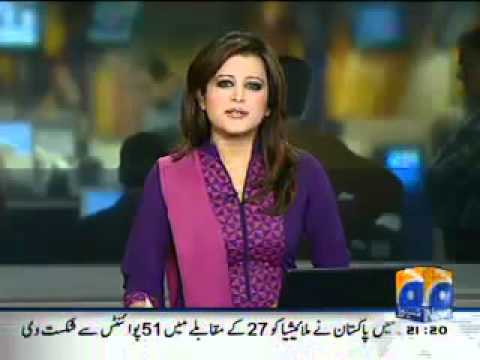 sana tariq anchor for geo news | doovi