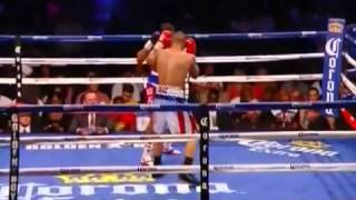 Errol Spence Jr. vs Ronald Cruz 27 06 2014