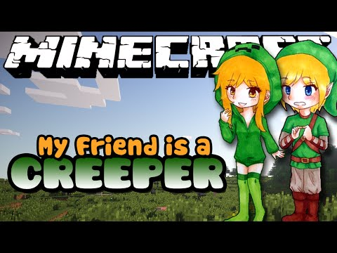Minecraft Mods: Mobtalker My Friend is a Creeper THE LETTER Roleplay Ep. 22