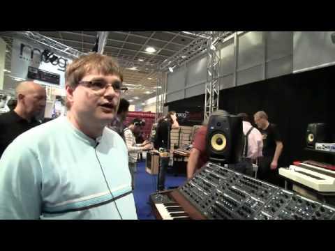Schmidt  Monster Analog Polysynth - Musik Messe 11