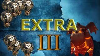 10 TH 3 stars (EXTRA edition 3) Clash of clans
