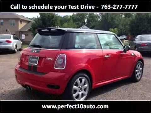 2010 MINI Cooper Used Cars Spring Lake Park MN
